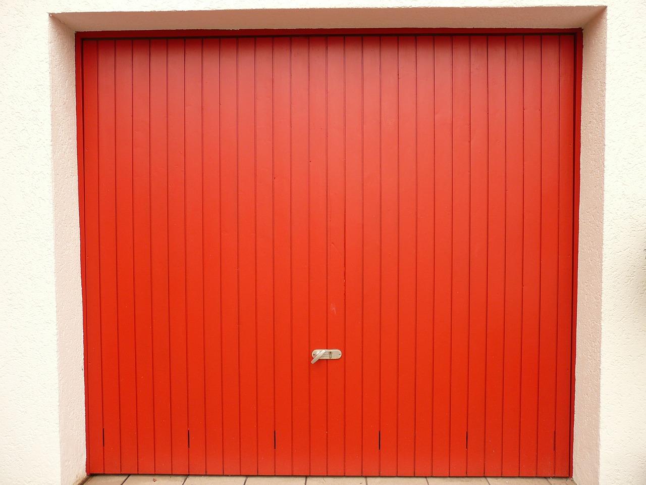 Comparatif des types de porte de garage